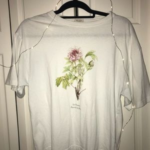 Brandy Melville pink flower top ON HOLD FOR ANIRON